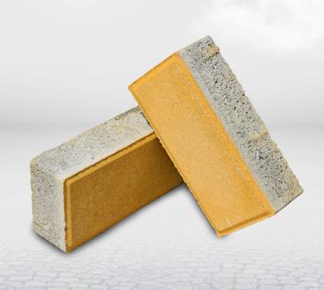生产工艺不同生产的路面砖质量