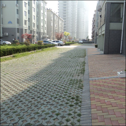 陶瓷透水砖的生产工艺