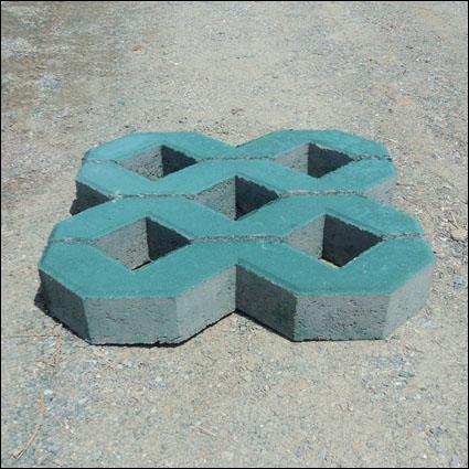 影响青岛透水砖色彩效果的因素