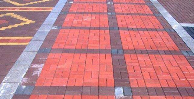 荷兰砖系列铺设方案与施工方案