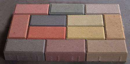 关于混凝土路面砖的分析