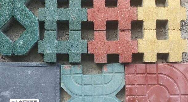 草坪砖的应用及其介绍