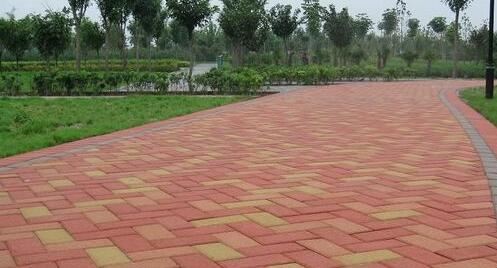 混凝土路面砖行业标准